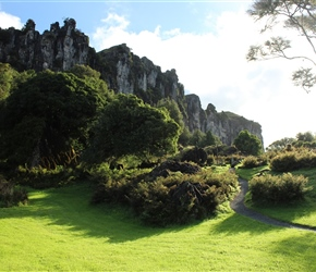 Denize Bluffs Piopio NZ
