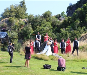 Wedding shots by Thrive Photography at Hobbit film location Piopio 3